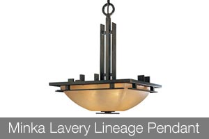 Minka Lavery Lineage Bowl Pendant