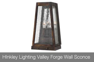 Hinkley Lighting Valley Forge Wall Sconce