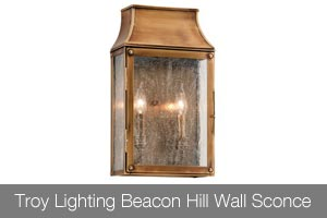 Troy Lighting Beacon Hill Wall Sconce