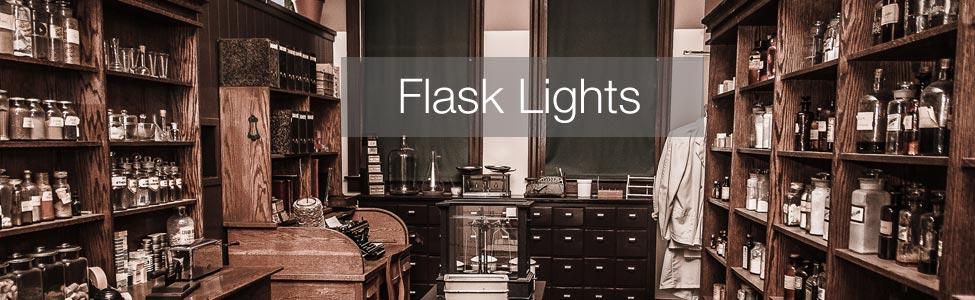 Flask Lights