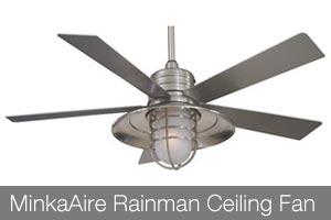 MinkaAire Rainman Ceiling Fan