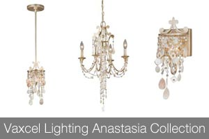 Vaxcel Lighting Anastasia Collection