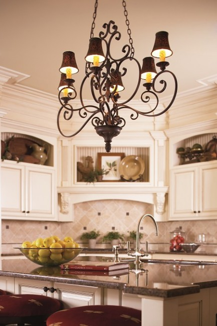 Capital Lighting 4139-421-CR Brandon Hall Chandelier