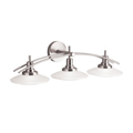 Kichler 6463 3 Light Bathroom Light Fixture