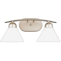 Quoizel DI8502ES 2 Light Bathroom Light Fixture